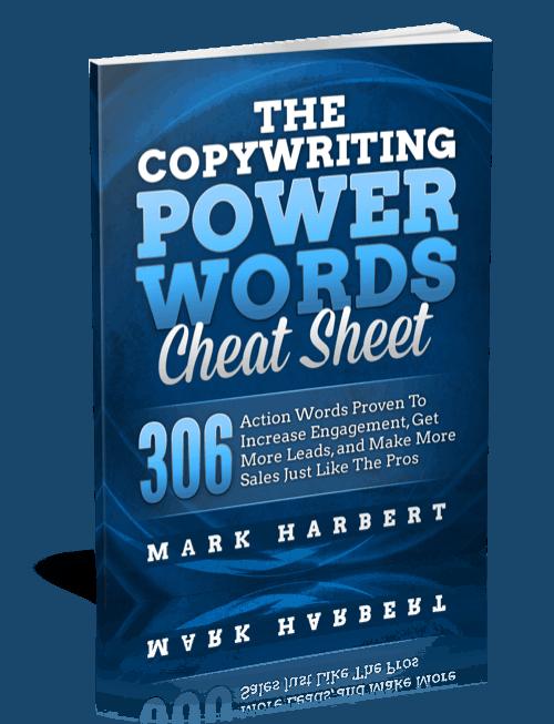 The Copywriting Power Words Cheat Sheet